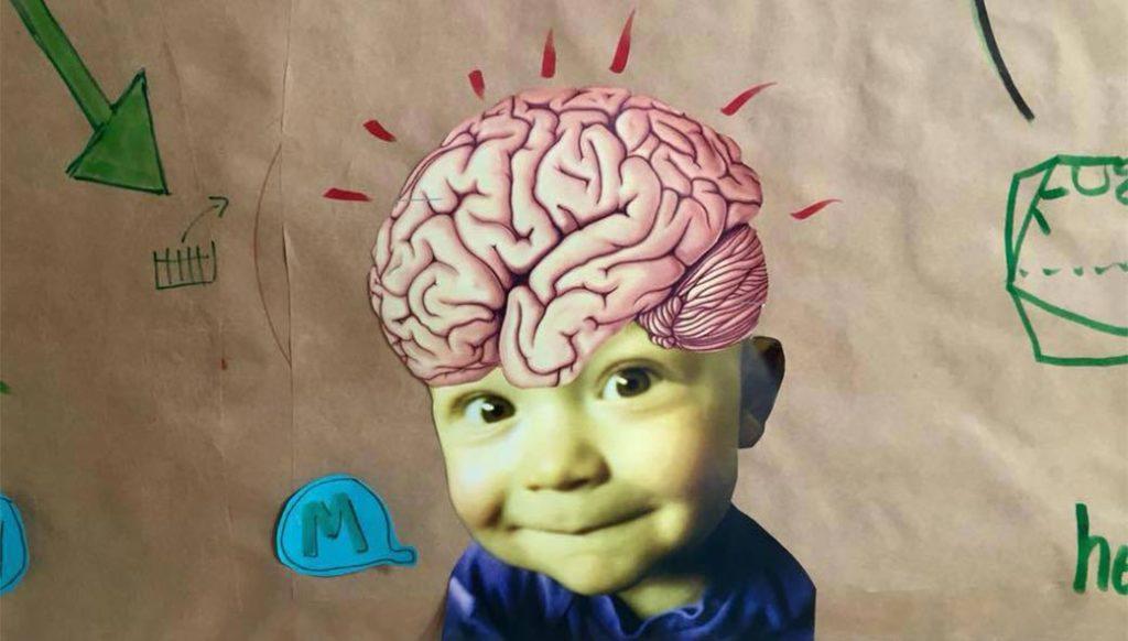 kind hersenen